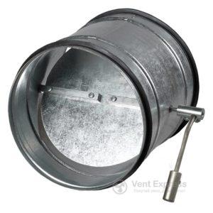 Гравитационный клапан VENTS КОМ1 315