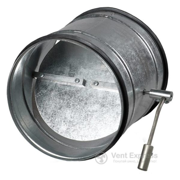 Гравитационный клапан VENTS КОМ1 160