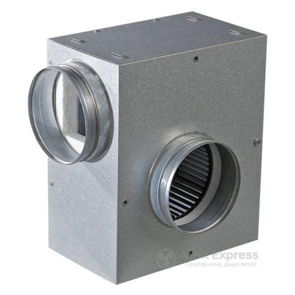 Канальный вентилятор VENTS КСА 200 4Е
