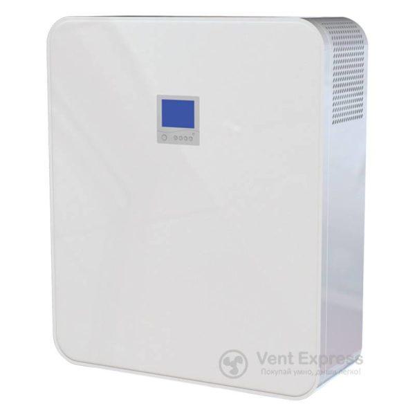 Приточно-вытяжная установка с рекуперацией тепла VENTS Микра 100 Э1 ERV