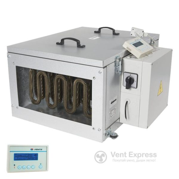 Приточная установка VENTS МПА 3200 Е3 LCD