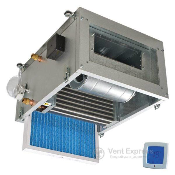 Приточная установка VENTS МПА 800 В LCD