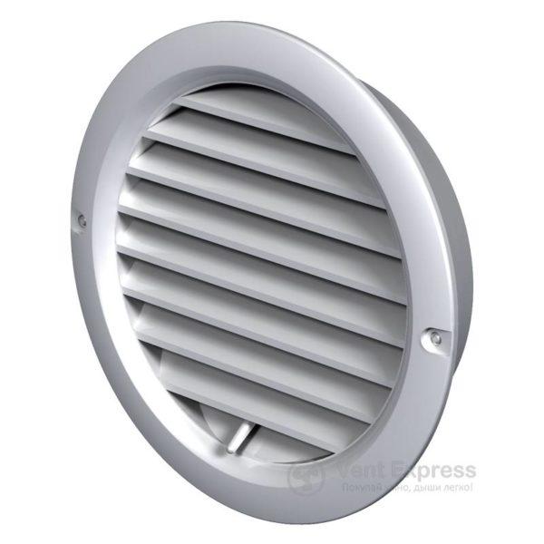 Приточно-вытяжная решетка круглая VENTS МВ 100 бВРД