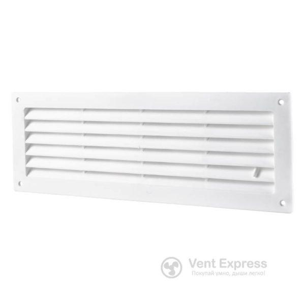 Приточно-вытяжная решетка дверная регулируемая VENTS МВ 450 Р