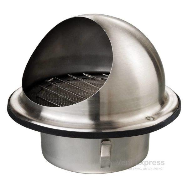 Приточно-вытяжной колпак металлический VENTS МВМ 122 бВ Н