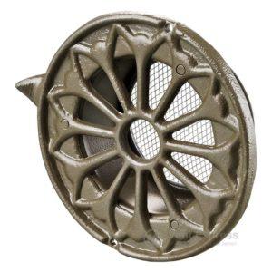 Приточно-вытяжные решетки металлические VENTS МВМ 150 бВЛ А