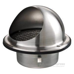 Приточно-вытяжной колпак металлический VENTS МВМ 152 бВc Н