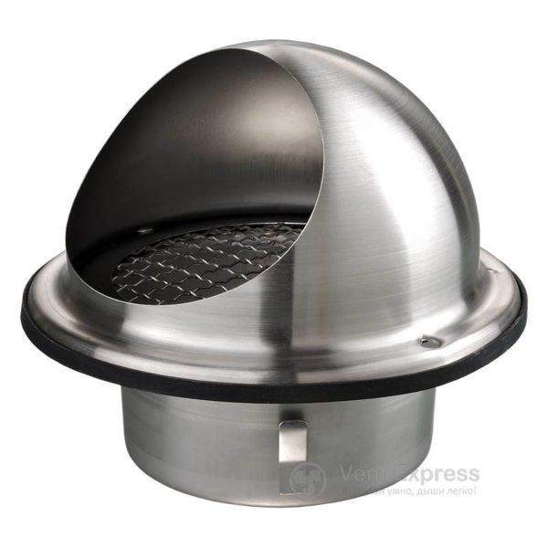 Приточно-вытяжной колпак металлический VENTS МВМ 122 бВc Н