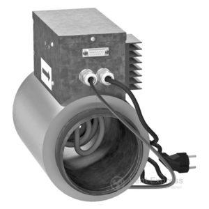 Нагреватель канальный догрева приточного воздуха VENTS НКД-200-2,0-1