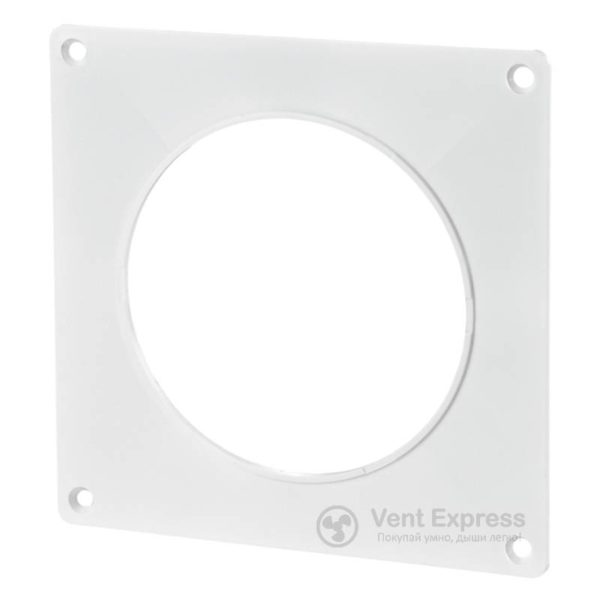 Пластина настенная VENTS Пластивент d150 (35)