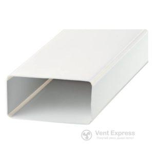 Канал пластиковый Вентс 5015-1 складной плоский 55×110/1,5