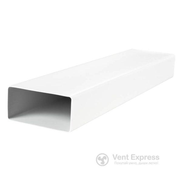 Канал плоский VENTS Пластивент 60х120/0,35 (70035)