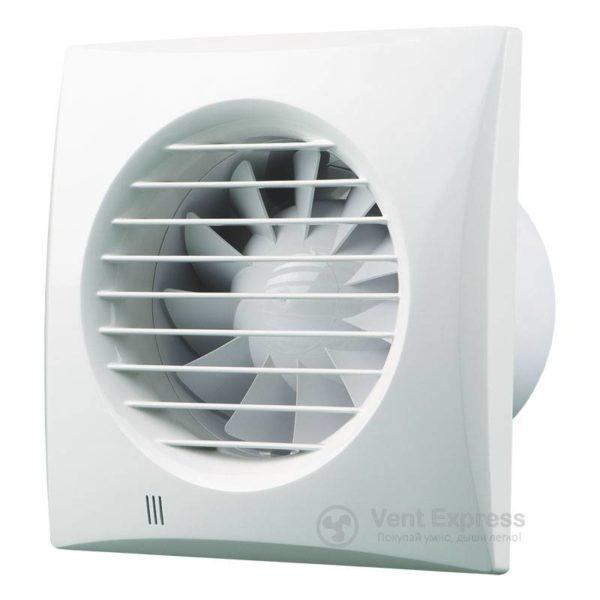 Вытяжной вентилятор VENTS 125 Квайт-Майлд ТР