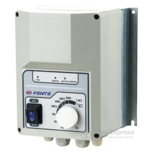 Симисторный регулятор мощности для электронагревателей VENTS РНС-25
