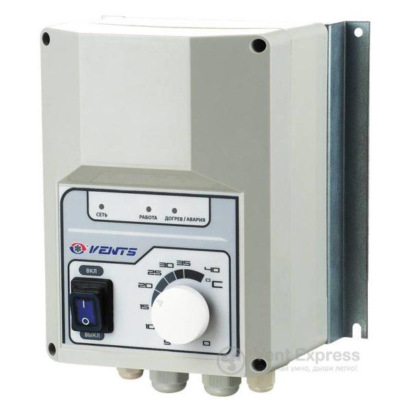 Симисторный регулятор мощности для электронагревателей VENTS РНС-16
