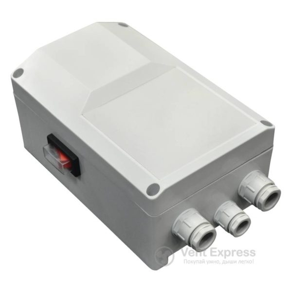 Регулятор скорости VENTS РС-10,0-ТА