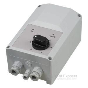 Регулятор скорости трехфазный VENTS РСА5Д-3,5-Т