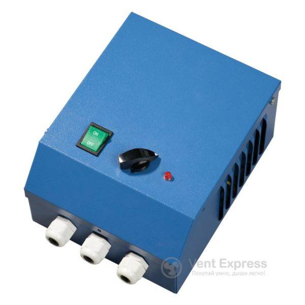 Регулятор скорости однофазный VENTS РСА5Е-4-М