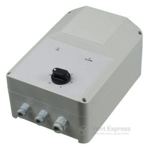 Регулятор скорости однофазный VENTS РСА5Е-10,0-Т