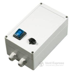 Регулятор скорости однофазный VENTS РСА5Е-2-П