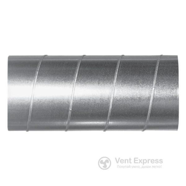 Прямой воздуховод круглого сечения VENTS Спировент 800/1