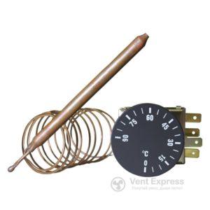 Внешний терморегулятор VENTS ТС-1-90