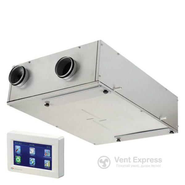 Приточно-вытяжная установка с рекуперацией тепла VENTS ВУТ 160 ПБ ЕС Л А11