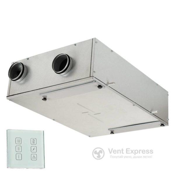 Приточно-вытяжная установка с рекуперацией тепла VENTS ВУТ 250 ПБ ЕС П А14