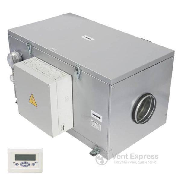 Приточная установка VENTS ВПА 200-5,1-3 LCD