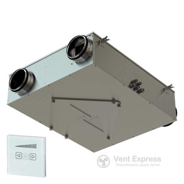 Приточно-вытяжная установка с рекуперацией тепла VENTS ВУЭ 250 П3 А12