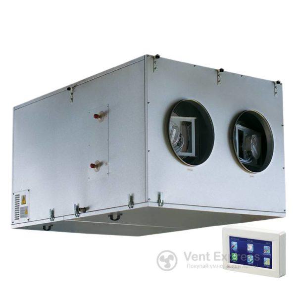 Приточно-вытяжная установка с рекуперацией тепла VENTS ВУТ 3000 ПВ ЕС П