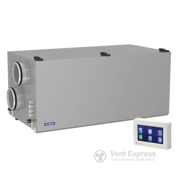 Приточно-вытяжная установка с рекуперацией тепла VENTS ВУЭ 400 ЭГ ЕС ЭКО П А11