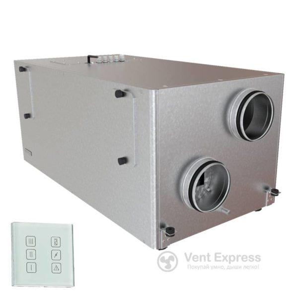 Приточно-вытяжная установка с рекуперацией тепла VENTS ВУЭ 400 ГБ ЕС A14