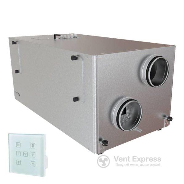 Приточно-вытяжная установка с рекуперацией тепла VENTS ВУЭ 700 ГБЭ ЕС A21
