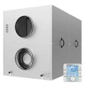 Приточно-вытяжная установка с рекуперацией тепла VENTS ВУТР 1500 ЭГ ЕС А17