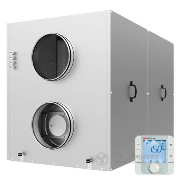 Приточно-вытяжная установка с рекуперацией тепла VENTS ВУТР 1200 ЭГ ЕС А17