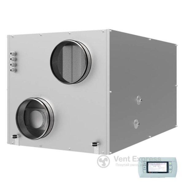 Приточно-вытяжная установка с рекуперацией тепла VENTS ВУТР 900 ВГ ЕС А18